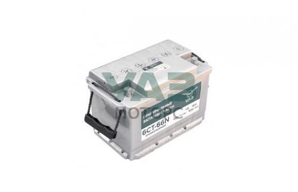 Аккумулятор 66 а/ч Уаз (оригинал) (ОАО УАЗ) 3741-00-3703010-20