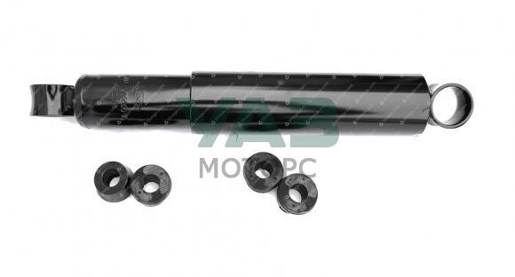 Амортизатор масляный (со втулками / передний-задний) Уаз 452, 469 (Tanaki) 3151-2905006