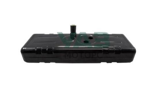 Бак топливный левый (усиленный / 56 литров / карбюраторный мотор / короткая горловина) Уаз 3303, 452 (ТД Бакор / Набережные Челны) 3741-00-1101010-01