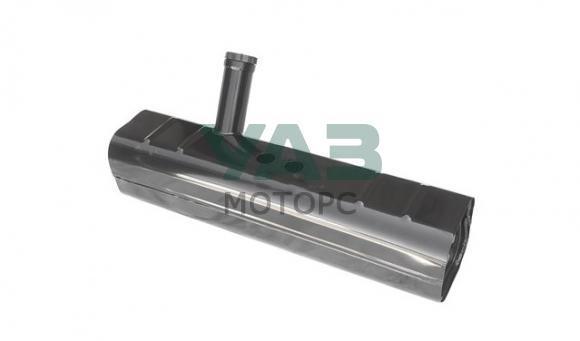 Бак топливный левый усиленный (39л / широкая горловина / карбюраторный двигатель) Уаз 469, 3151 (ТД Бакор) 3151-20-1101009-11