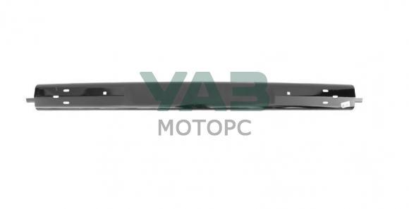 Бампер передний Уаз 452, 3741 нового образца (средняя часть / без клыков) (ОАО УАЗ) 3741-00-2803020-00