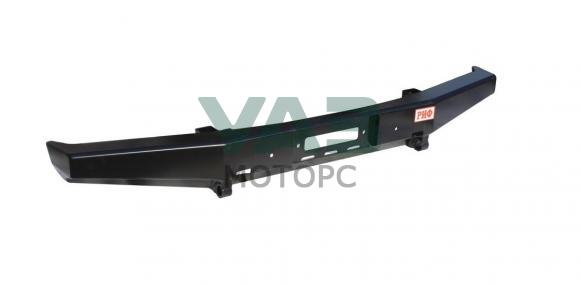 Бампер РИФ силовой передний (облегчённый / без усилителя / без кенгурина) УАЗ Хантер, 469 (RIF469-10000)