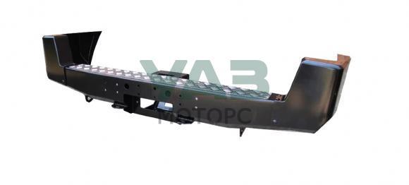 Бампер РИФ силовой задний (с площадкой под лебедку / лифт 65 мм) Уаз Патриот (до 2014 года) RIF060-22300