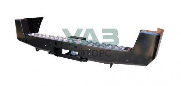 Бампер РИФ силовой задний с площадкой под лебедку (стандарт) Уаз Патриот (до 2014 года) RIF060-21300