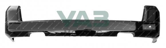 Бампер задний Уаз Патриот (голый / чёрный металлик AVM) с 2015 года (ОАО УАЗ) 3163-80-2804012-00