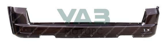 Бампер задний Уаз Патриот (голый / коричневый металлик КАМ) с 2015 года (ОАО УАЗ) 3163-80-2804012