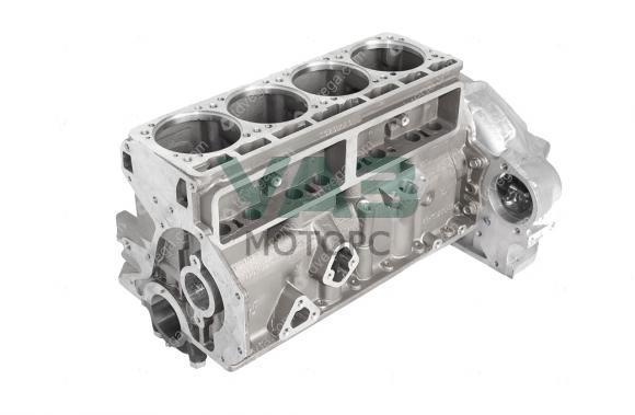 Блок цилиндров УМЗ-4178 (90 л.с. / под сальник) (ОАО Волжские моторы) 417.1002009-50