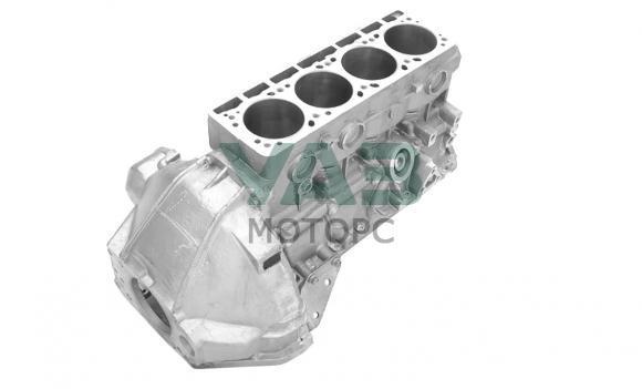 Блок цилиндров УМЗ 4213 (инжектор) (ОАО Волжские моторы) 421.1002009-10