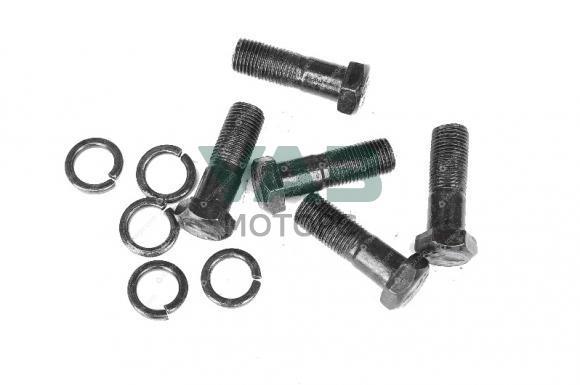 Болты крепления поворотного кулака (комплект 5 штук) (Автонормаль) 0000-00-0201518-29