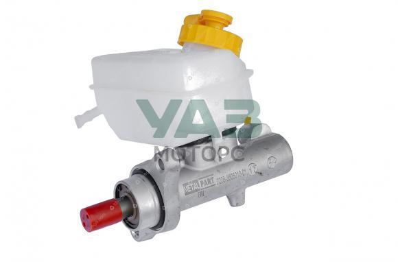 Цилиндр главный гидравлических тормозов ABS (ГТЦ) Уаз 3163, Хантер, 3741 (MetalPart) 2206-3505010-01