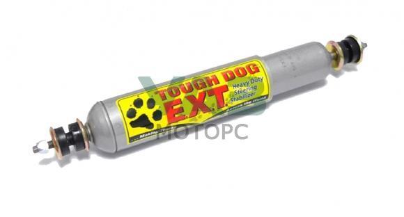Демпфер рулевой для тяжелых нагрузок (шток-шток) (Tough Dog) EXT5613