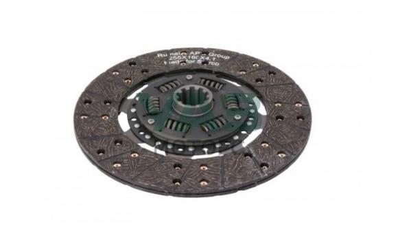 Диск сцепления (старого образца / толстый вал 35 мм) УМЗ 4178, 4218 (Luk / Германия) 421-1601130