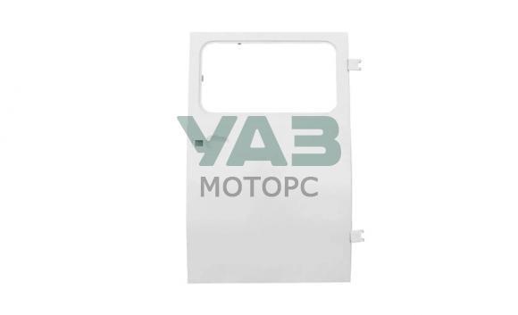 Дверь (не оригинал) боковины (правая / под стекло) Уаз 452, 3741 (Ульяновск) 0451-10-6200012-00