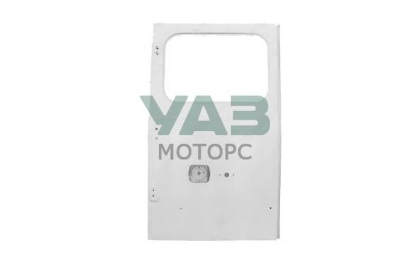 Дверь распашная задка левая (под стекло / не оригинал) Уаз 452, 3741 (ульяновск) 0451-10-6320015-11