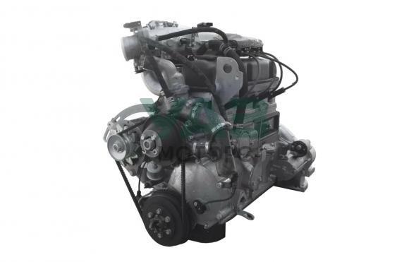 Двигатель в сборе УМЗ 4213 Евро 3 (107 л.с / инжектор / под лепестковую корзину) (ОАО Волжские моторы) 4213.1000402-50