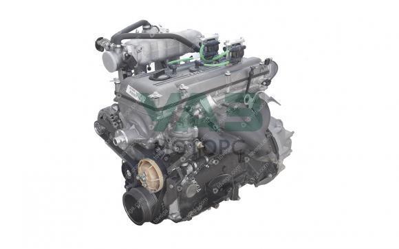 Двигатель в сборе ЗМЗ-409 Евро 2 (АИ-92) (ОАО ЗМЗ) 409.1000400-80