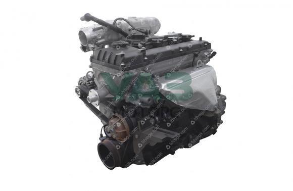Двигатель в сборе ЗМЗ 409 Евро 3 (АИ-92) Уаз Патриот (без кондиционера) (ОАО ЗМЗ) 40904.1000400-70