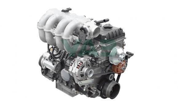Двигатель в сборе ЗМЗ 409052 (ЗМЗ PRO /  ГБО / без сцепления) Уаз Патрит, Профи (ОАО ЗМЗ) 409052-1000400