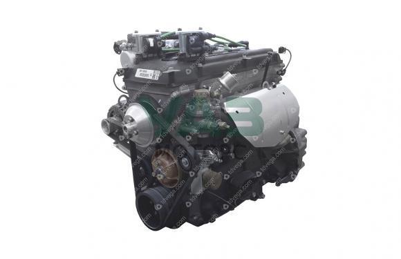 Двигатель в сборе ЗМЗ 4091 Евро 2/3 (АИ-92 / без ГУР) Уаз 3741 (ОАО ЗМЗ) 4091.1000400