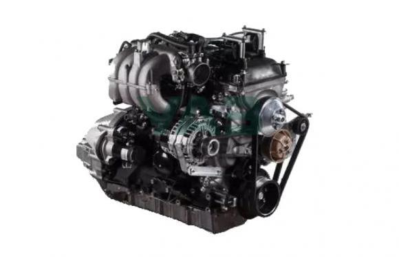 Двигатель в сборе ЗМЗ 40910 Евро 3 (АИ-92 / ЭБУ BOSСH / 112 л.с.) Уаз Хантер (ОАО ЗМЗ) 409-10-1000400-98