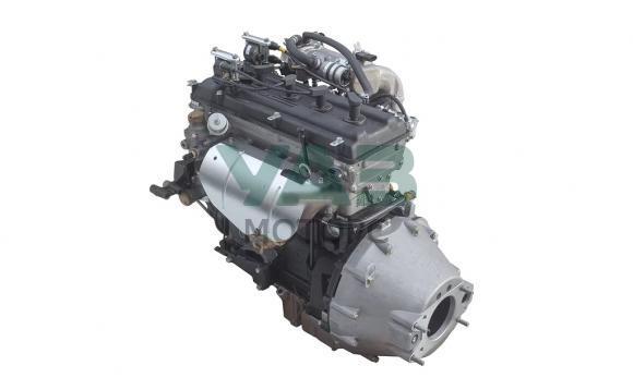 Двигатель в сборе ЗМЗ-40911 Евро 4 (КПП 4ст / ЭБУ BOSCH / с ГУР) (ОАО ЗМЗ) 40911.1000400-50