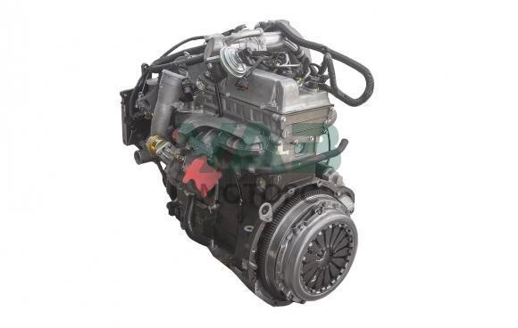 Двигатель в сборе ЗМЗ-51432 Евро 4 (под кондиционер) Уаз Патриот (ОАО ЗМЗ) 51432.1000400