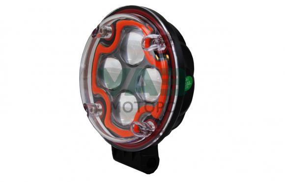 Фара светодиодная серия PRO ближнего света 12W (3W*4) redBTR 841012