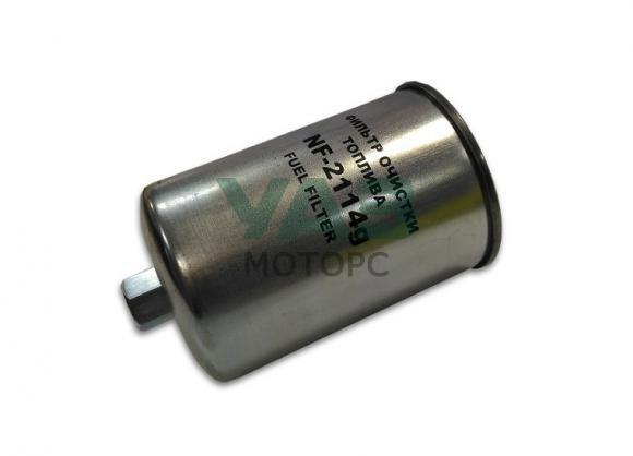 Фильтр топливный тонкой очистки (резьбовые штуцера) Уаз 3741 ( Хантер, Патриот до 2008 года) (Невский фильтр / NF2114) 315195-1117010