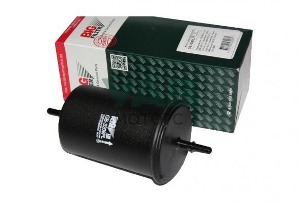 Фильтр топливный тонкой очистки УАЗ Патриот, Хантер (ЗМЗ 409 Евро 3, 4 ) (Big Filter / GB-3208PL) 315195-1117010-10
