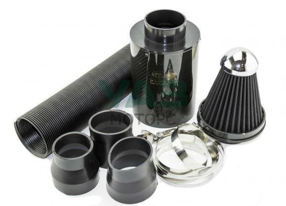 Фильтр воздушный нулевого сопротивления (установочный комплект) (redBTR) 673163