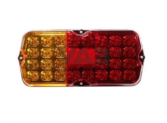 Фонарь задний в сборе ФП-132 светодиод (Skv Lighting) ФП132-3716010-03