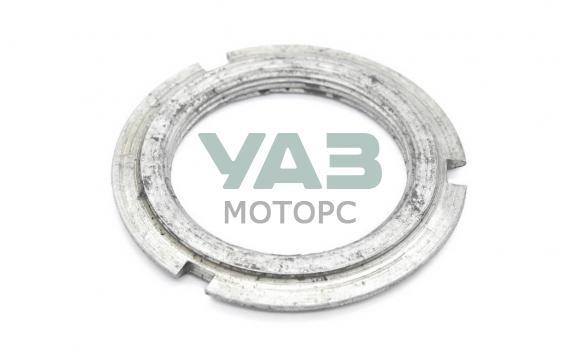 Гайка крепления подшипника вала колесного редуктора (левая резьба) Уаз 469, 3153 (Ульяновск) 0469-00-2407138-00