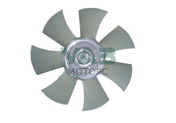 Гидромуфта (с вентилятором) 7 лопастей Уаз Патриот, Пикап (ОАО УАЗ) 2363-20-1308008-00