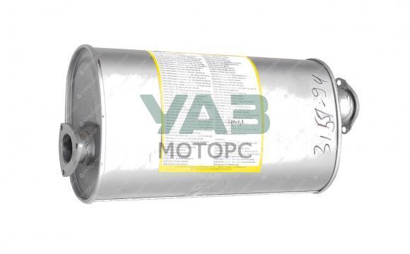 Глушитель УАЗ Хантер УМЗ-4213 (Н.Новгород) 3151-94-1201010-02
