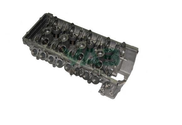 Головка блока цилиндров в сборе (клапана, крепёжные болты, прокладка ГБЦ) ЗМЗ-405,406,409 Евро 0, 2 (10 опор) (ОАО ЗМЗ) 406.1003007