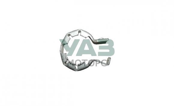 Хомут (зажим) крепления трубок радиатора отопителя Sanden (Уаз Патриот) (ОАО УАЗ) 3163-00-8101160-30