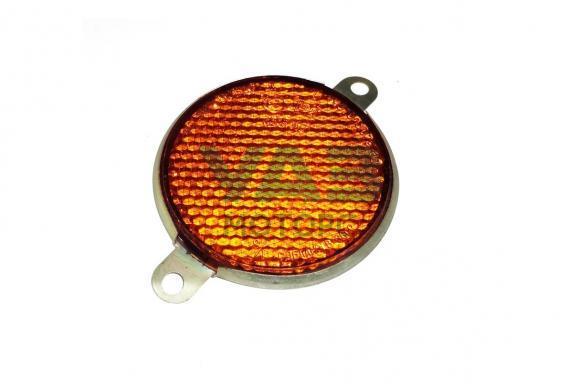 Катафот оранжевый (крепление два болта) Уаз (Ульяновск) 3741-8208010