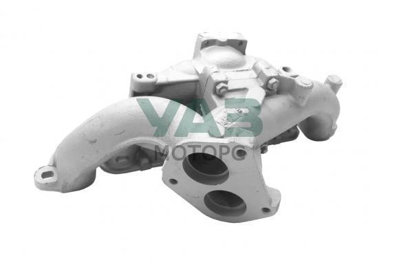 Коллектор в сборе под настроенный выпуск (впуск / выпуск) УМЗ 421 (ОАО Волжские моторы) 417.1008010-01