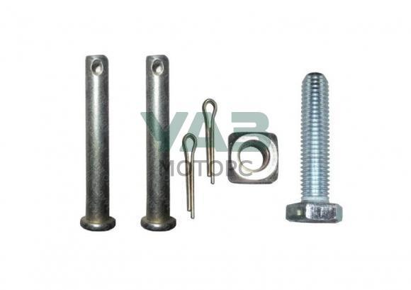 Комплект крепления топливного бака Уаз 452 (Буханка) (Уаз Моторс) 0000-00-0260043-29