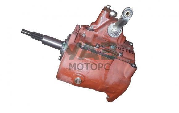 Коробка передач Уаз 452 (КПП 4-х ступенчатая / все передачи синхронизированы) (ОАО АДС) 452-1700010-11