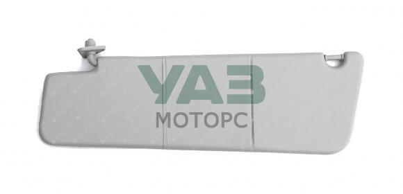 Козырек противосолнечный (левый) Уаз Патриот, 3163 (ОАО УАЗ) 3163-8204011-20