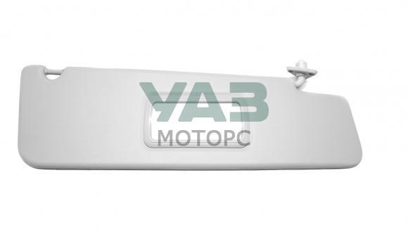 Козырек противосолнечный (правый) Уаз Патриот, 3163 (ОАО УАЗ) 3163-8204010-10