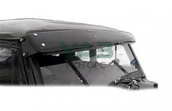 Козырёк солнцезащитный (внешний / на крышу) Уаз Хантер, 469 (kaz-00013)