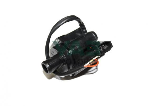 Кран отопителя с электроприводом Уаз Патриот (Рикор Электроникс / Арзамас) КДБА.458121.001