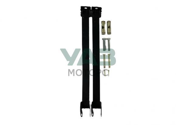 Крепления топливного бака Уаз Патриот, 2360 (установочный комплект) Уаз Моторс 3160-00-1101110-00