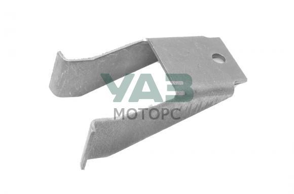 Кронштейн подвески глушителя Уаз Пикап (нового образца) (ОАО УАЗ) 2360-00-1203068-00