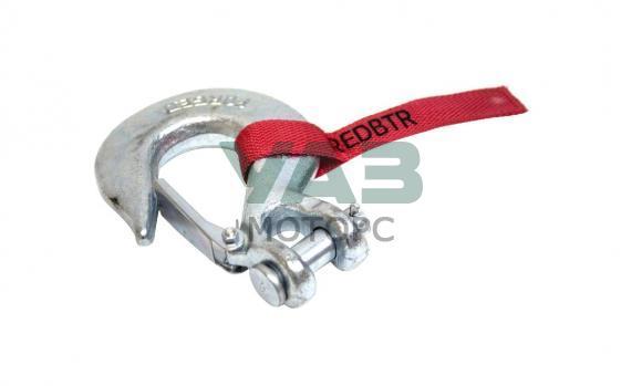 Крюк троса лебедки 1/2 (закрытый) 15000-17000 lbs (RedBTR) 890012