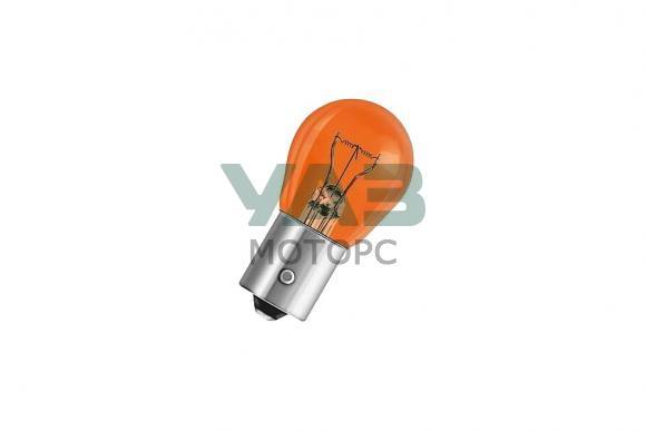 Лампа 12V PY21W (оранжевая) указателя поворота (Narva) 17638