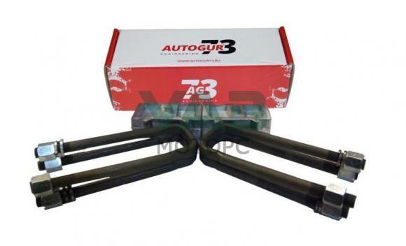 Лифт комплект 40 мм (рессора-мост) Уаз 452, 3741 (Autogur73)