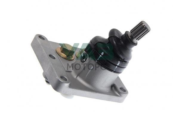 Механизм переключения передач в сборе (КПП Dymos / 5 передач) (Корея / 43460Т00540) 3163-00-1702010-00